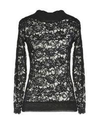 Pierre Mantoux Black T-shirt