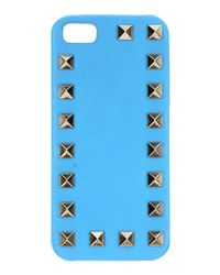 Valentino Garavani Blue Covers & Cases