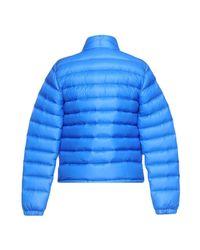 Aspesi Blue Down Jacket