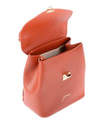 Gattinoni Orange Handbag