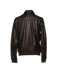 U.S. POLO ASSN. Brown Jacket for men