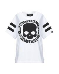 T-shirt Hydrogen en coloris White