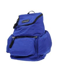 DSquared² - Blue Backpacks & Bum Bags for Men - Lyst