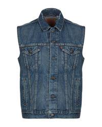 Levi's Jeansjacke/-mantel in Blue für Herren