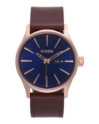 Reloj de pulsera Nixon de color Multicolor