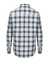 Camicia di MSGM in Black da Uomo