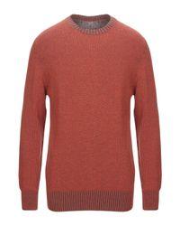 Jurta Pullover in Red für Herren