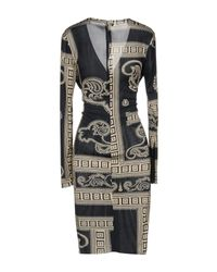 Vestito corto di Versace in Black
