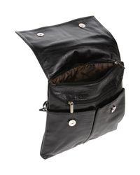 GIADA PELLE - Black Cross-body Bags - Lyst