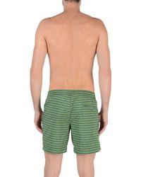 Danward Green Swim Trunks for men