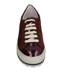 Brunello Cucinelli - Brown Low-tops & Sneakers - Lyst