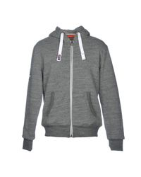 Superdry Gray Jacket for men