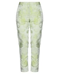 Massimo Alba Green Casual Pants