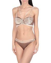 Bikini di Moeva in Natural