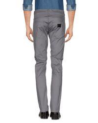 Antony Morato Gray Casual Pants for men