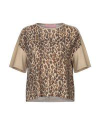 Pullover Giamba de color Brown