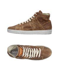 Giorgio Brato Multicolor High-tops & Sneakers for men