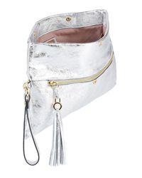 L'Autre Chose Metallic Handtaschen