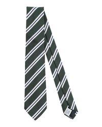 Cravate Tagliatore pour homme en coloris Multicolor