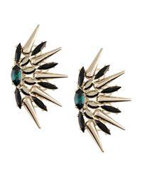 Anton Heunis   Metallic Earrings   Lyst