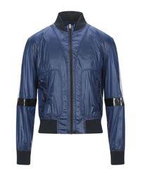 Haus By Golden Goose Deluxe Brand Blue Jacket for men
