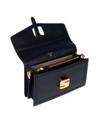 Bolso de mano Serapian de color Black
