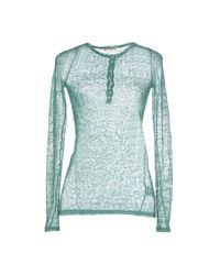 Paolo Pecora | Green Jumper | Lyst