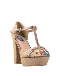 Sandales Wrangler en coloris Brown