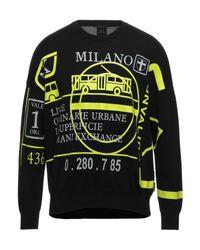Pullover Armani Exchange de hombre de color Black