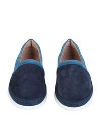 Espadrilles Tod's pour homme en coloris Blue