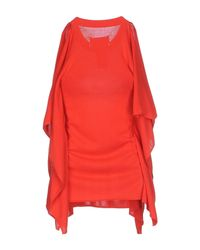Maison Margiela - Red Top - Lyst