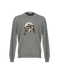 Altea Gray Sweater for men