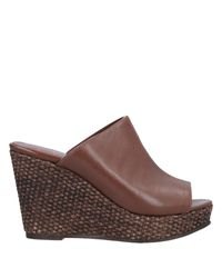 Niu Brown Sandals