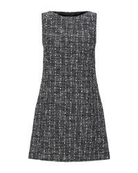 Vestito corto di Dolce & Gabbana in Black