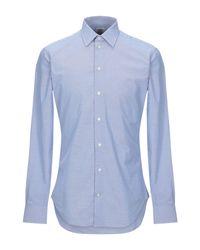 Camicia di Armani in Blue da Uomo