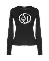 Camiseta Armani Jeans de color Black