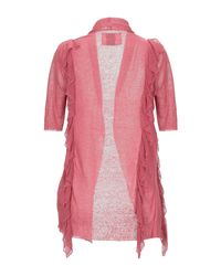Cardigan Annarita N. en coloris Pink