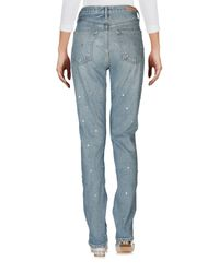 Pantaloni jeans di GRLFRND in Blue