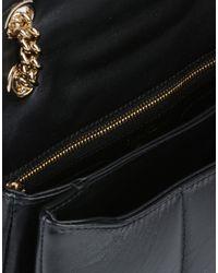 Bolso con bandolera Ferragamo de color Black