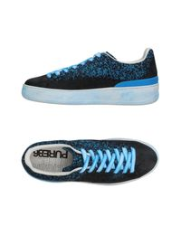Sneakers & Deportivas Hogan Rebel de hombre de color Blue
