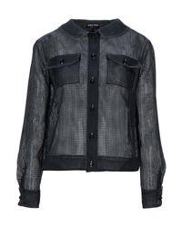 Camisa Giorgio Armani de color Black