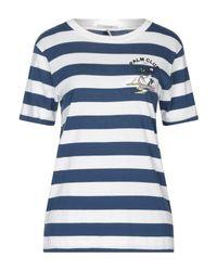 Maison Scotch Blue T-shirt