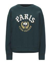 Tara Jarmon Green Sweatshirt
