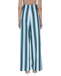 Ports 1961 - Blue Casual Pants - Lyst