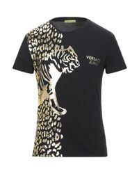 Versace Black T-shirt for men