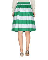Falda corta Blugirl Blumarine de color Green
