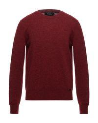 DSquared² Pullover in Red für Herren