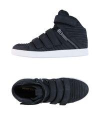 Balmain Gray High-tops & Sneakers for men