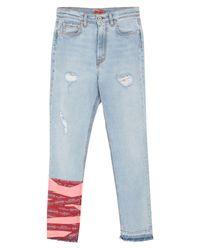 Pantalon en jean Heron Preston en coloris Blue