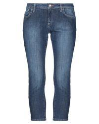 Pantalones vaqueros Ean 13 de color Blue